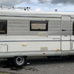 1992 HYMER MOBILE HOME (FB317)