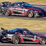 HONDA PRELUDE RACE CAR (FB319)