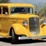 1934 PLYMOUTH HOT ROD (FB327)