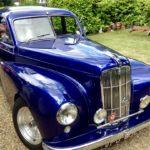 1949 MORRIS SIX MS V8 (CUSTOM) (FB336)