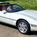 1989 C4 CORVETTE (FB340)