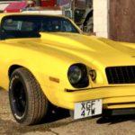 1977 CHEVY CAMARO (FB341)