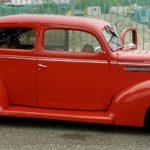 1939 FORD TUDOR CUSTOM (FB345)
