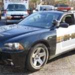 2013 DODGE CHARGER USA POLICE (5 AVAILABLE) (FB362)