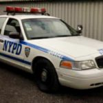 NYPD POLICE CAR (FB370)