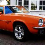1971 CHEVY CAMARO RS (FB374)