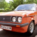 1981 FORD ESCORT RS2000 (FB378)