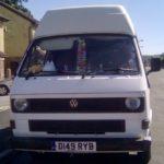 1986 VW CAMPER (FB381)