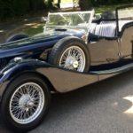 1937 ALVIS SPEED 25 (KL004)