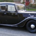 1946 WOLSELEY 18/85 (FB383)