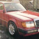 1990 MERCEDES E CLASS (FB384)