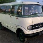 1959 MERCEDES O 319 MINIBUS (FB385)
