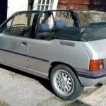 1989 PEUGEOT 205 CTi (FB394)