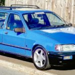 1989 FORD SIERRA ESTATE (FB396)