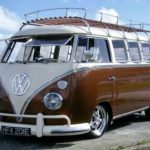 1967 VW SPLIT SCREEN MICROBUS (FB398)