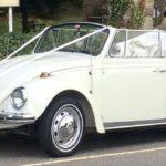 1968 VW KARMANN CONVERTIBLE BEETLE (FB399)