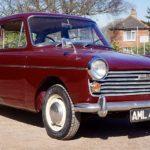 1963 AUSTIN A40 FARINA MK2 DELUXE (FB410)