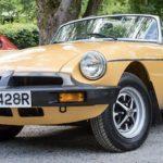 1976 MG B ROADSTER (FB411)