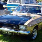 1969 FORD CAPRI 1600 GT (FB413)