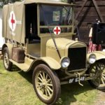 WWI AMBULANCE (MJ074)