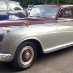 1954 JAMES YOUNG BENTLEY R-TYPE (FB418)
