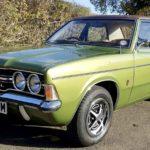1973 MK3 FORD CORTINA GXL (FB421)
