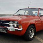 1972 MK3 FORD CORTINA GT (2 DOOR) (FB422)