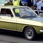 1969 FORD CAPRI GTX LR (FB423)