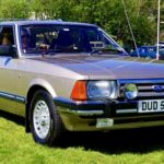 1983 FORD GRANADA GHIA X ESTATE (FB424)
