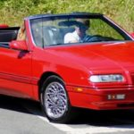 1994 CHRYSLER LE BARON CONVERTIBLE (FB441)