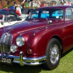 1960's JAGUAR MK2 (FB442)