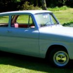 1960 FORD ANGLIA 105e TORINO (LHD) (ONLY 1 IN UK AND ONLY 25 WORLDWIDE) (FB446)