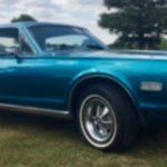 1968 MERCURY COUGAR (FB450)