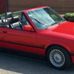 1988 BMW 325i CONVERTIBLE (FB451)