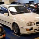 1988 FORD SIERRA RS 500 COSWORTH (FB455)
