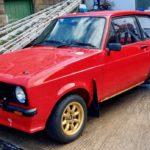 MK2 FORD ESCORT RALLY CAR (FB459)
