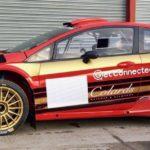FORD FIESTA WRC RALLY CAR (FB460)
