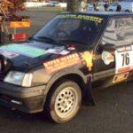 PEUGEOT 205 RALLY CAR (FB465)