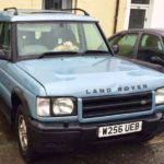 2000 LAND ROVER DISCOVERY (FB463)
