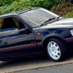 1991 PEUGEOT 205 GTi (FB467)