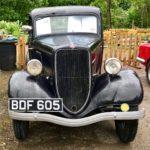1936 FORD MODEL Y (FB476)