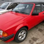 1984 FORD ESCORT CABRIOLET (FB478)