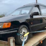FORD GRANADA HEARSE (FB480)