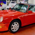 1986 PORSCHE 911 TARGA (FB482)