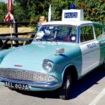 FORD ANGLIA POLICE CAR (FB525)