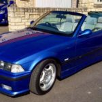 1995 BMW M3 CONVERTIBLE (FB540)