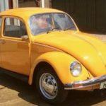 VW BEETLE (FB544)