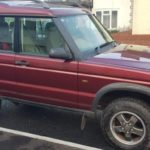 2002 LAND ROVER DISCOVERY (MJ087)