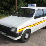AUSTIN METRO PANDA CAR (FB547)