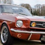 1966 MUSTANG 289 COUPE (FB556)